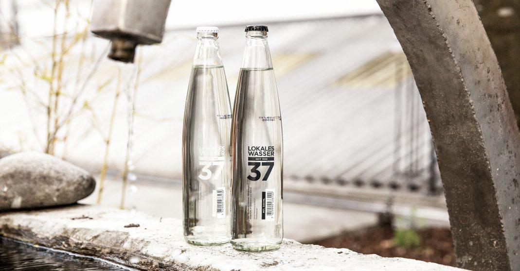 Flasche Brunnen Rennweg37